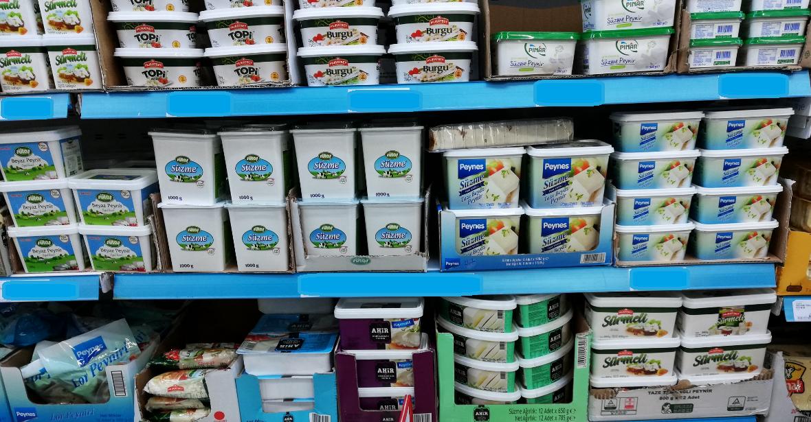 A101 Beyaz Peynir Fiyatları 2020 ( Ünal, Torku, Pınar, Sütaş)